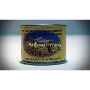 Paté L'Ainsa Pimienta