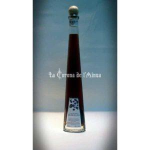 licor de Moras botella 20 cl.