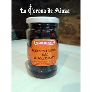 Aceitunas Negras Marchenica 200 gr