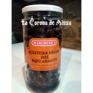 Aceitunas Negras Marchenica 480 gr