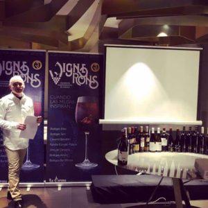 Videos Presentación Proyecto Vignerons
