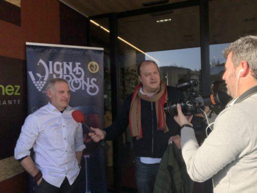Comienza el Año II D.V. - Vignerons Independientes de Huesca