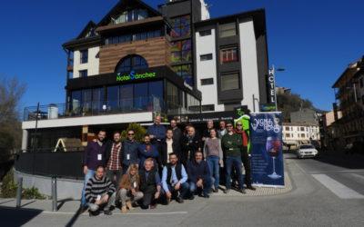 Agradecimiento a todos los participantes y colaboradores del II Panel de Cata Vignerons Independientes de Huesca