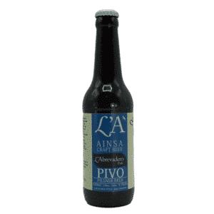 12 x L'A Beer Ainsa PIVO PILSNER BEER